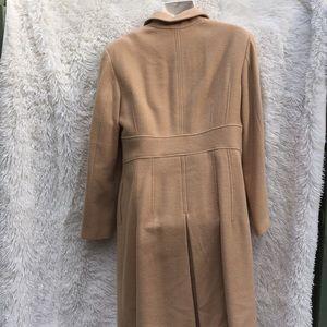 Merona Jackets & Coats - {Merona} Camel Color Warm Lined Trench Coat Jacket